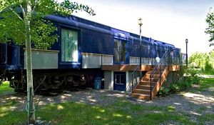 Zamieszkać w... pociągu. Niezwykłe domy zwykłych ludzi