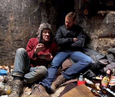 Rooyens pokazał realia życia bezdomnych