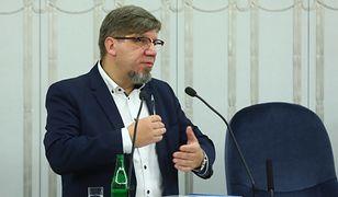 TVN24 straci koncesję? Szef KRRiT tłumaczył się w Senacie