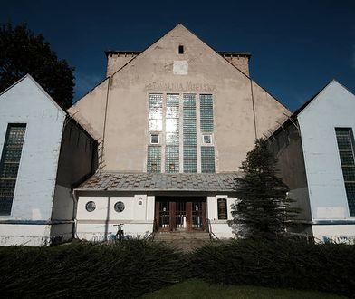 Podczas II wojny światowej Niemcy przebudowali świątynię na pływalnię Adrian Wykrota