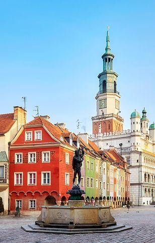 Stolica Wielkopolski znalazła się w grupie 30 najbardziej polecanych miejsc na świecie