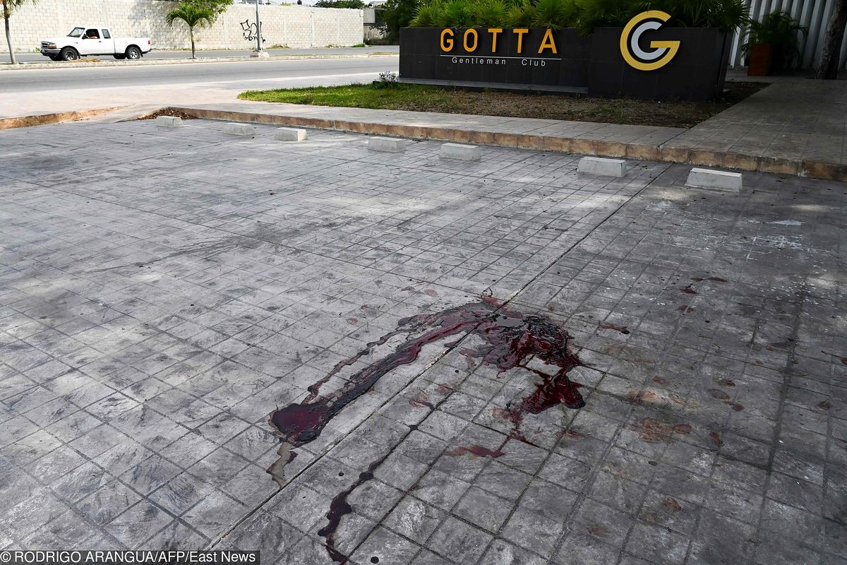 Meksyk. Kolejne zabójstwo dziennikarza, to już siódmy taki przypadek