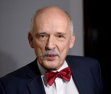 Wywód Janusza Korwin-Mikkego nie spotkał się z przychylnością komentujących