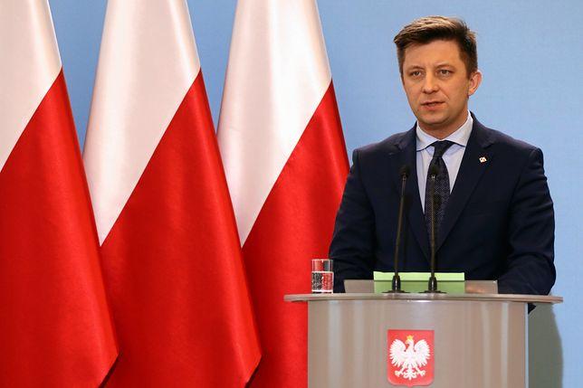 Michał Dworczyk bronił Macierewicza