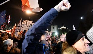 Protest dotyczący Sądu Najwyższego w internecie. Co nam mówią media społecznościowe?