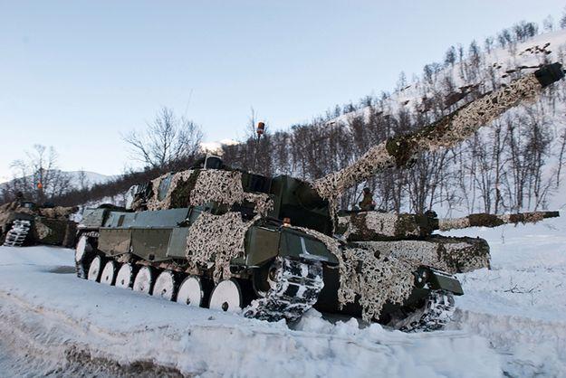 Czołgi Leopard 2 w norweskiej służbie