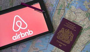 Ainbnb jest platformą, która pośredniczy w krótkoterminowym wynajęciu noclegów