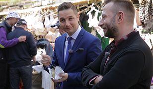 Patryk Jaki kupował pyzy. Jacek Żakowski wypatrzył drobny szczegół