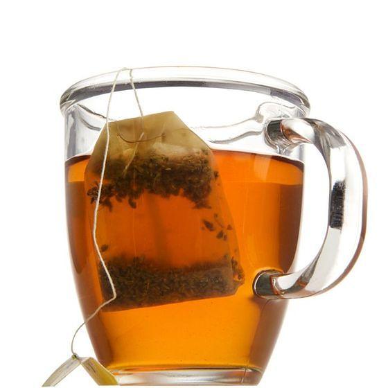 Drugie życie torebki z herbatą