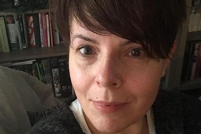 Karolina Korwin Piotrowska nie ukrywa, że korzysta z usług kosmetyczki
