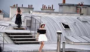Pokaz Chanel zakłócony. Kobieta wtargnęła na wybieg