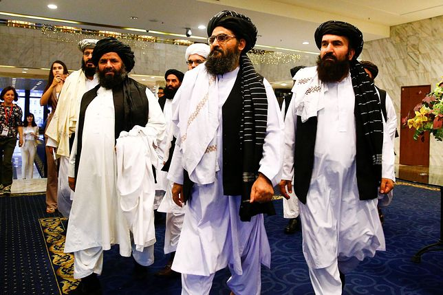 Afganistan. Talibowie znaleźli majątek