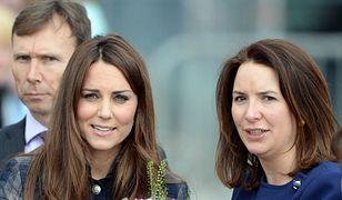 Prywatna sekretarka Kate Middleton odchodzi