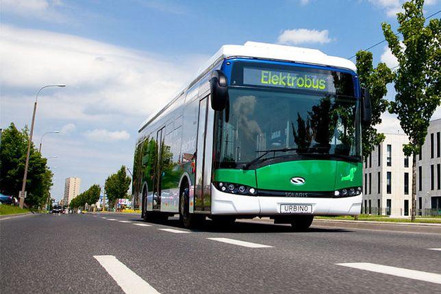 Supernowoczesne autobusy elektryczne z Polski