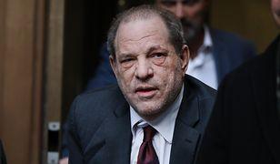 Harvey Weinstein jest w opłakanym stanie. Stracił zęby i wzrok