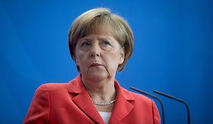 -Nie może dojść do tego, że wskutek budowy Nord Stream 2 Ukraina całkowicie utraci znaczenie jako kraj tranzytowy gazu - powiedziała Merkel na spotkaniu z dziennikarzami.