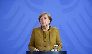 Angela Merkel zaszczepi się AstraZeneką