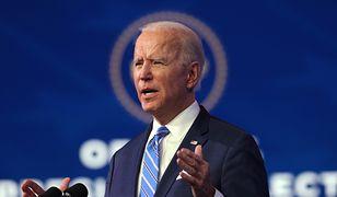 Amerykańskie sankcje na Rosję. Biden: Mógłbym iść dalej, ale nie chcę eskalacji