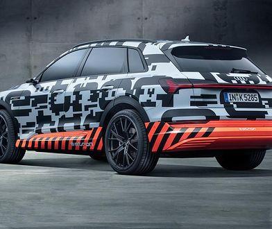 Audi e-tron może zdobyć mocną pozycją na rynku samochodów elektrycznych w Europie. Wszystko dzięki atrakcyjnej cenie