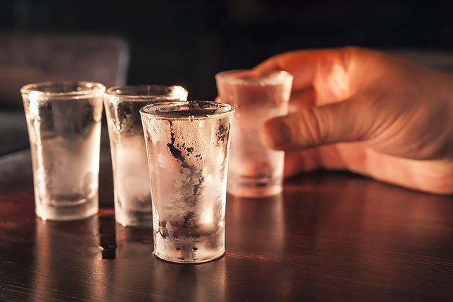 alkohol wódka