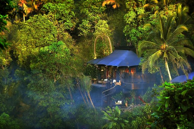 Capella Ubud – Bali, Indonezja