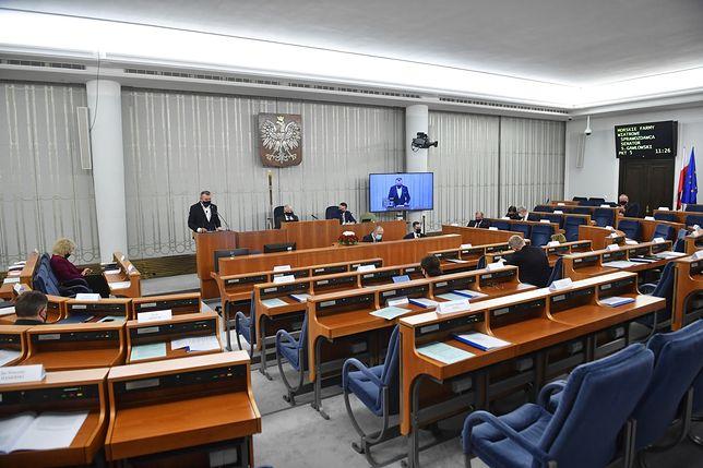 Senat przyjął ustawę budżetową na 2021 r. z poprawkami