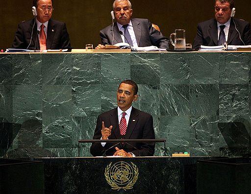 Obama za rozbrojeniem państw atomowych