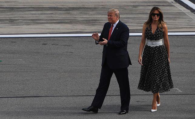 Melania Trump po latach w Białym Domu w końcu dobrze czuje się jako pierwsza dama