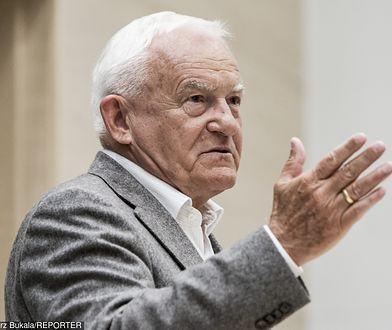 Leszek Miller podziękował na Twitterze Donaldowi Tuskowi i Pawłowi Grasiowi