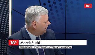 Marek Suski straszy Krzysztofa Brejzę. Chodzi o pozew przeciwko dziennikarzowi TVP
