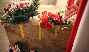 Gdzie trafił stary sarkofag pary prezydenckiej? Już wiadomo