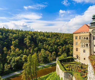 Najpiękniejszy zamek w Polsce według internautów WP