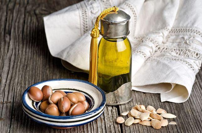 Olejek arganowy jest nazywany płynnym złotem Maroka