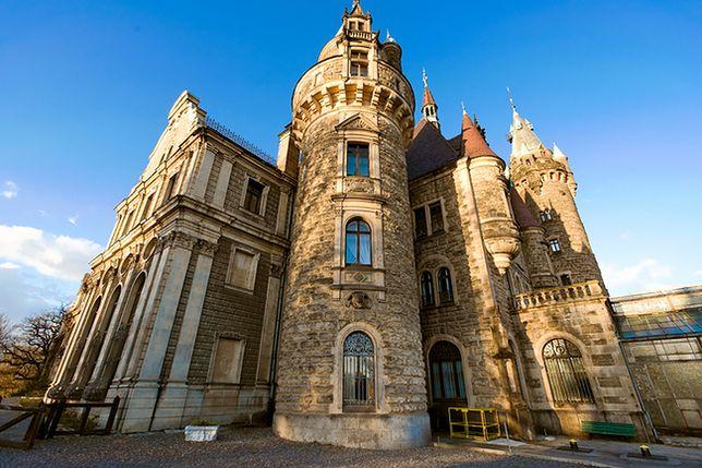 Pałace w Polsce - Moszna