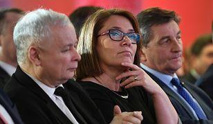 Beata Mazurek doczekała się odpowiedzi