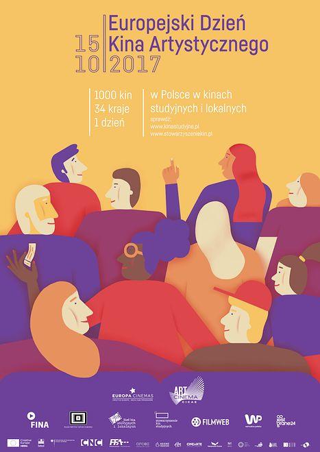 Zbliża się Europejski Dzień Kina Artystycznego w polskich kinach studyjnych. Nie przegap!