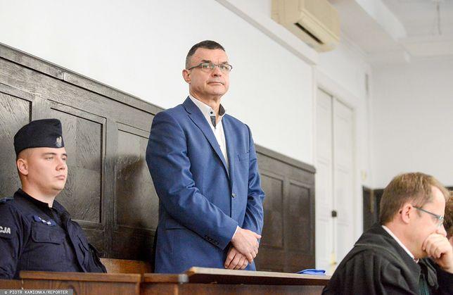 """Grzegorz Łuczak miał być według śledczych """"mózgiem"""" tzw. skoku stulecia"""
