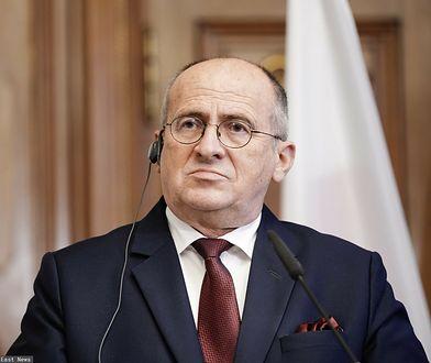 Nowe święto na Białorusi. Szef MSZ nie szczędzi krytyki Łukaszenki