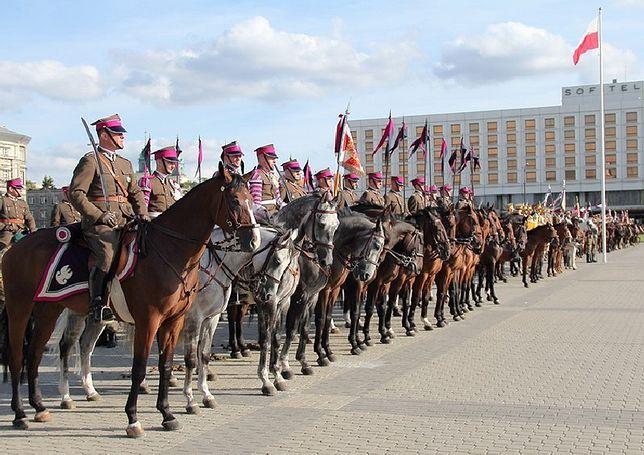 W weekend w Warszawie obchody święta kawalerii