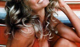Farrah Fawcett, 1976 r.