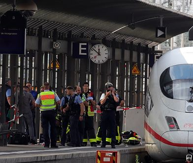 Frankfurt nad Menem. 8-latek zginął pod kołami pociągi DB