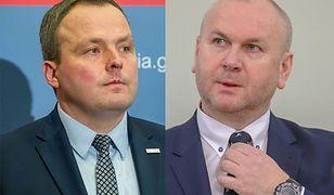 Szef ABW Piotr Pogonowski domaga się przeprosin. Były szef CBA Paweł Wojtunik przepraszać nie ma zamiaru