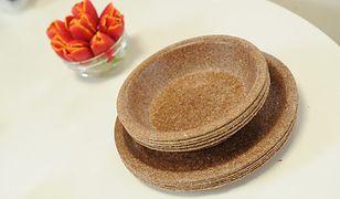 Jadalne talerze - ekologiczna alternatywa dla naczyń