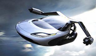 Samochody będą latać już za pięć lat