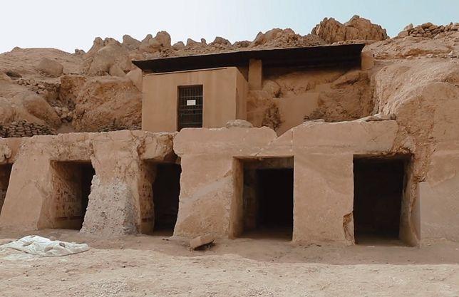 To jeden z największych odkrytych grobowców w ostatnich latach.
