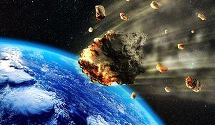 Niemal 2000 asteroid zagraża Ziemi, ale obecnie NASA bacznie przygląda się pięciu z nich
