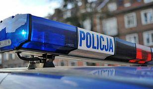 Policja szuka niebezpiecznego kierowcy