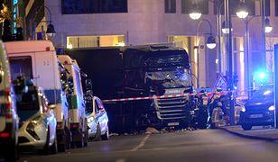 Atak Tunezyjczyka w Berlinie odbył się tuż przed świętami