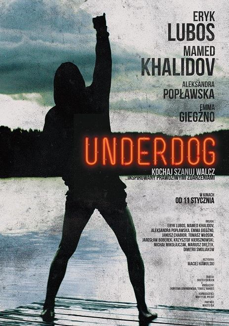 Khalidov, Lubos i Chabior w jednym filmie. Pierwsza polska produkcja o MMA