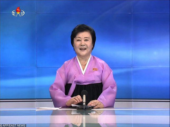 Ri Chun-hee pracowała w KCTV od 1971 r.